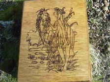 Gwragged Annwn Altar Box the Lake Fairy from Wales