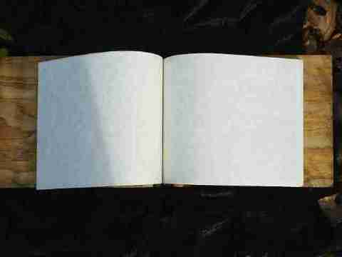 Scrapbook Ideas Custom Design Wood Book Of Shadows Dream Journal