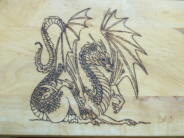 Drawer for personal items in the altar of Legend of the Dragon