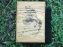 Fairy World Oak Desk Box