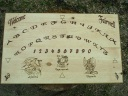 Custom Designed Wood Spirit Board
