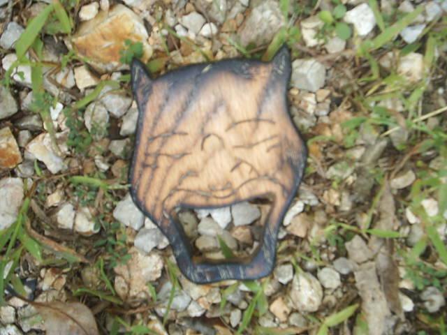 Gothic Undead Spirit Board Planchette