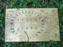 Haunted Forest Ouija Board