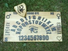 Symbology Ouija Spirit Board