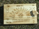 Pagan Shaded Spirit Board