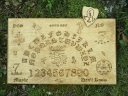Good Luck Charm Ouija Style Spirit Board