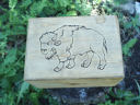 Buffalo Totem Spirit Tarot Box
