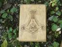 Thor's Hammer Nordic Rune Box
