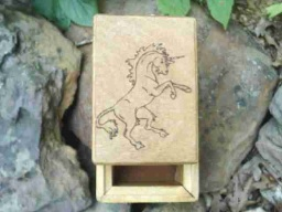 Unicorn Beauty Tarot Box