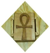 Egyptian Ankh Tarot Box