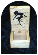 Shadowed Fairy Tarot Box