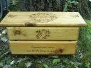 Fairy Magick Two Drawer Altar