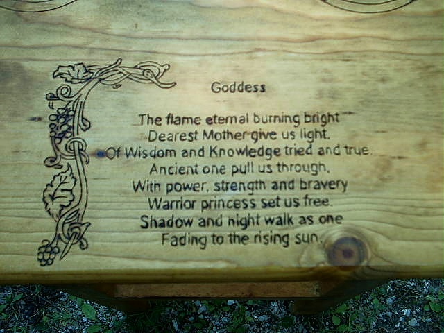 Goddess Poem by Gypsy Beth
