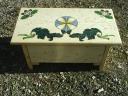 Druid Altar with Drawer Pagan Altar
