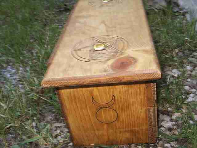 Drawers for safe keeping of magickal items