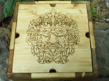 Greenman Oak King Fantasy Box