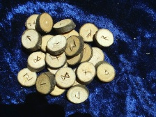 Runic Alphabet Gothic Runes | RM.